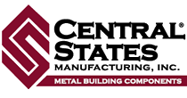 Central States Manufacturing Inc Metal Building Components