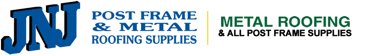 JNJ Post Frame & Metal Roofing Supplies