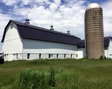 Metal Roofs for Wisconsin Barns / Agricultural Properties