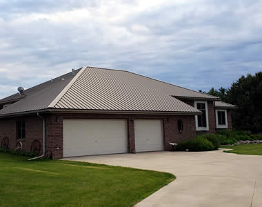 Metal Roofs for Wisconsin Homes / Residential Properties