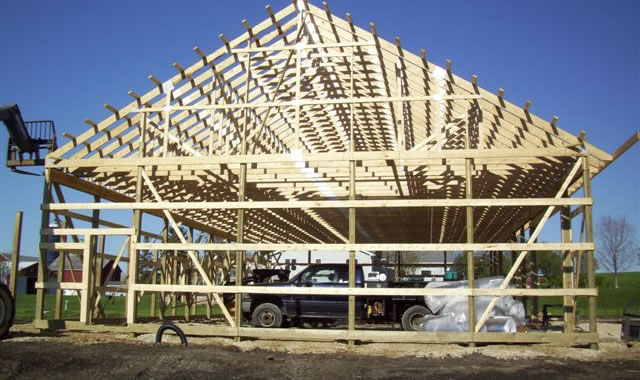 Post Frame Building Services Near Me